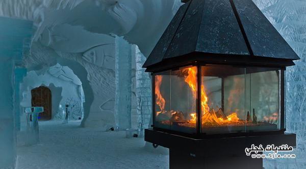فندق الجليد فنادق الجليد