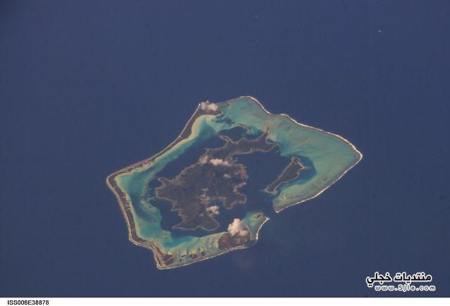 جزيرة بورا Bora Bora