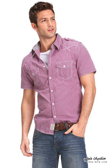 قمصان للرجال 2014