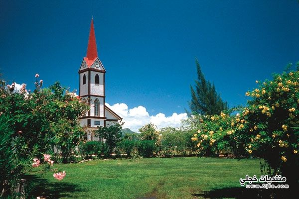 جزيرة تاهيتي السياحة جزيرة تاهيتي