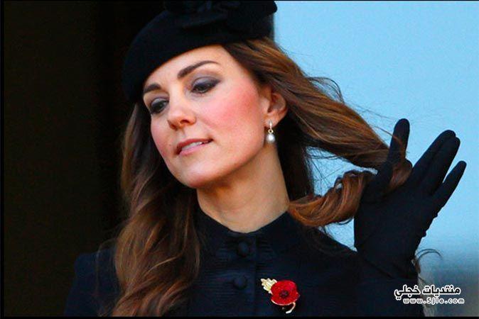 صورة للاميرة ميدلتون تغضب البريطانيين