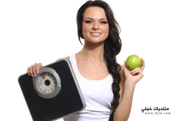 تثبيت الوزن الرجيم