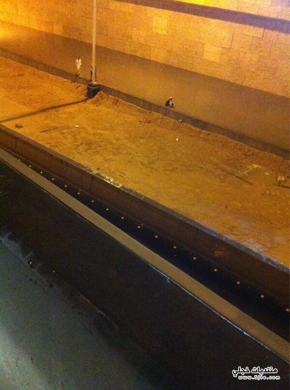امطار وغرق الرياض 1435 سيول
