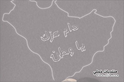 تواقيع اليوم الوطني السعودي 2012