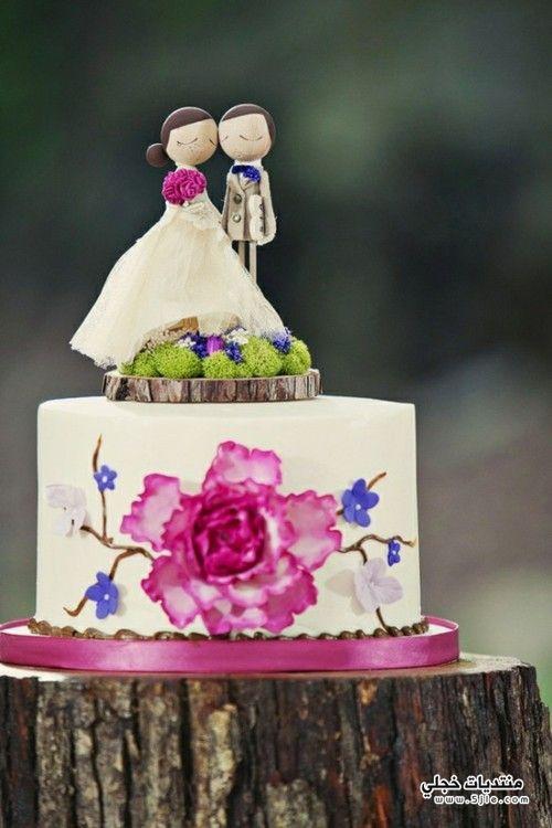 تورتات زفاف تورتات للعروس تشكيلة