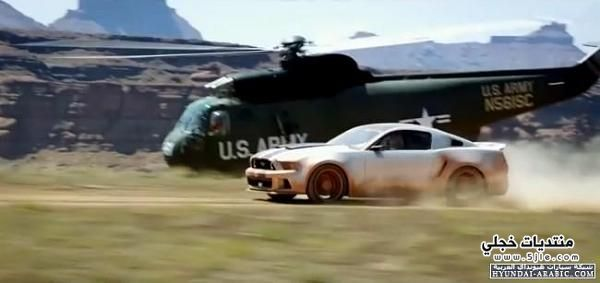 فيديو تشويقي لفيلم Need Speed