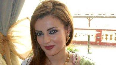 ملكة جمال المغرب فاطمة فايز