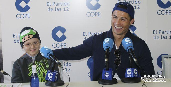 كريستيانو رونالدو سأتقاعد مدريد بالصور
