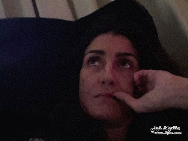 غادة عبدالرازق بدون ماكياج