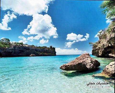 جزيرة كوراساو السياحه جزيرة كوراساو