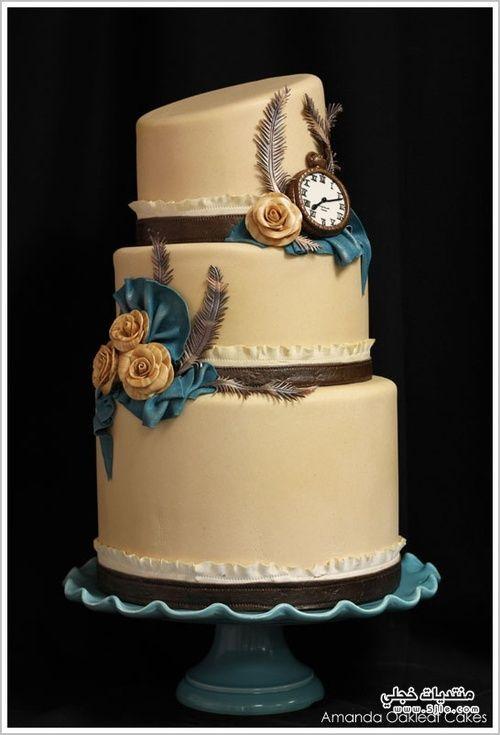 تورتات زفاف