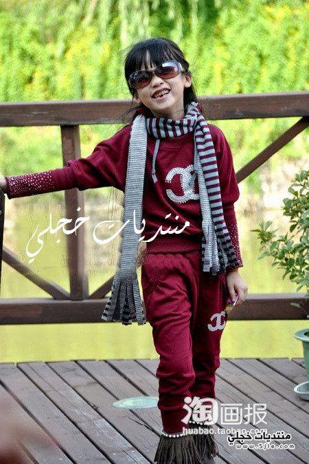 ازياء اطفال كوريه 2012 ملابس