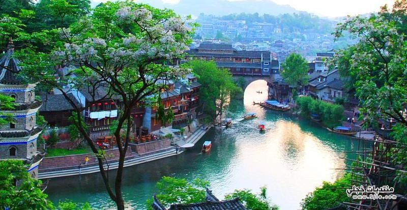 الصين السياحه الصين معلومات الصين