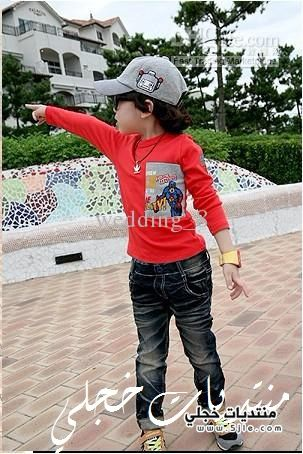 جينز اطفال 2012 جينز اطفال