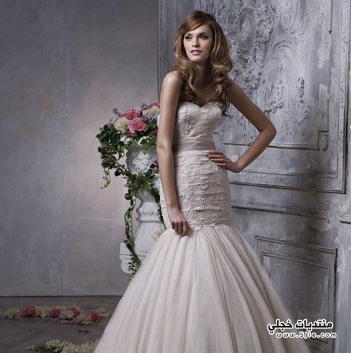فساتين زفاف انجوليك