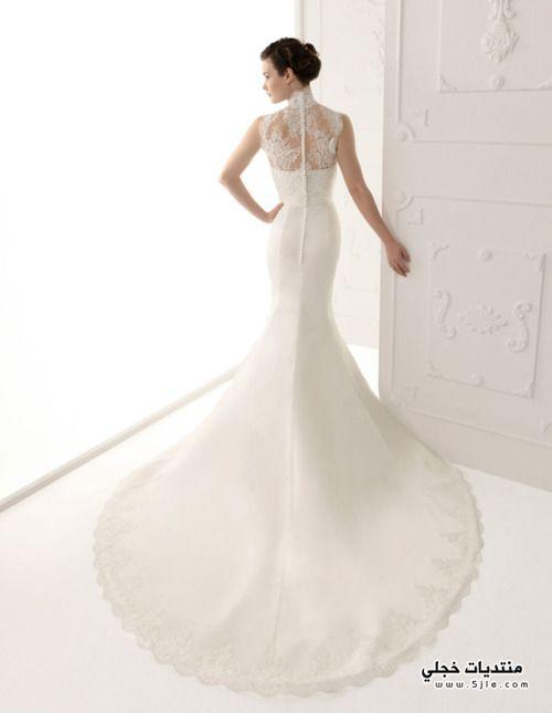 فساتين زفاف فخمة ازياء زفاف