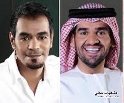 حسين الجسمي ورابح الخليج