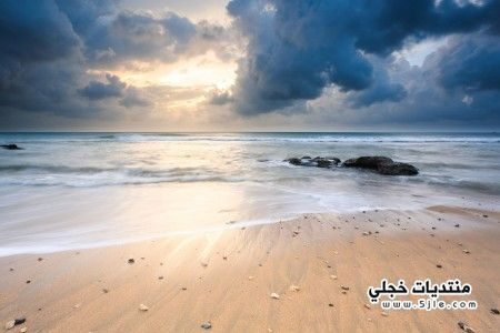 خواطر البحر وجماله