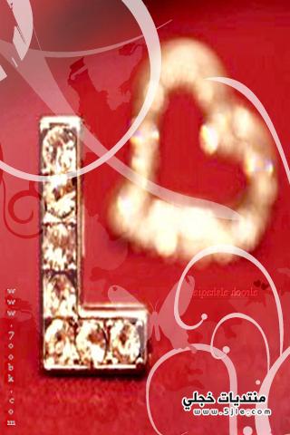 خلفيات ايفون ميداليات 2013 حروف