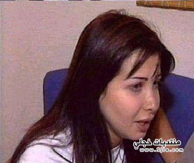 نانسي عجرم بدون مكياج 2013