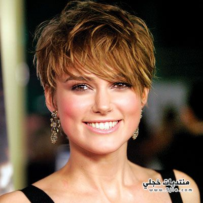 Short hairstyles 2013 تسريحات الشعر