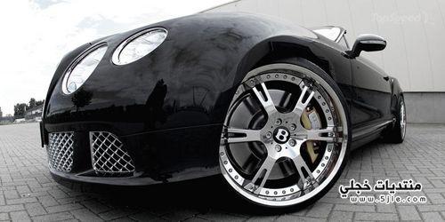 سيارات بنتلي كونتيننتال 2013 مواصفات