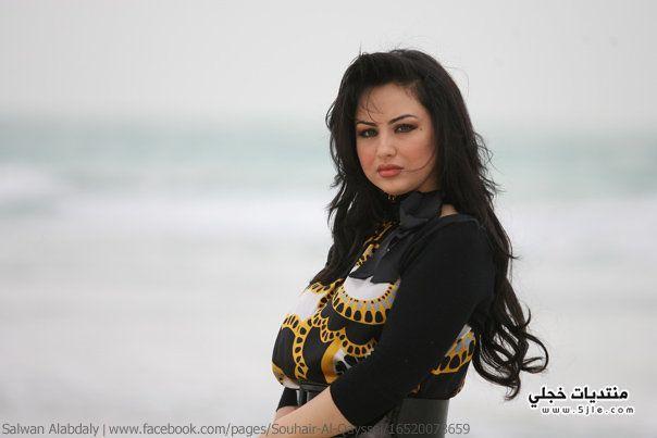 المذيعة سهير القيسي 2013 سهير