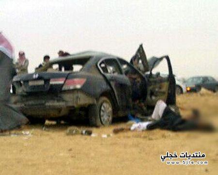 حادث غروب التشاليح حادث تفحيط