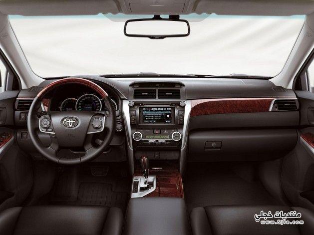 سيارة كامري 2013 الجديده مواصفات