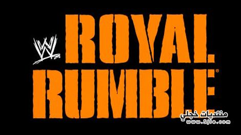 رويال رامبل 2013 Royal Rumble