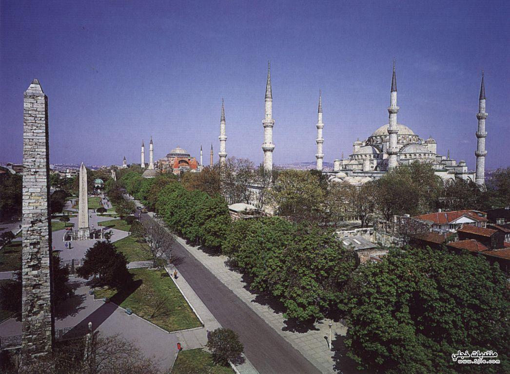 الساحية اسطنبول اماكن سياحية جميلة