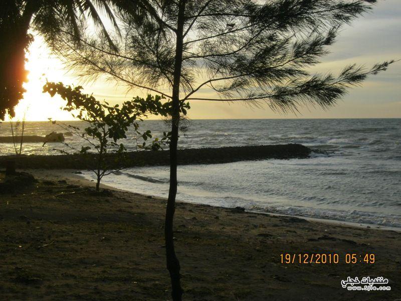 السياحيه اندونيسيا 2013 شاطئ أنيور