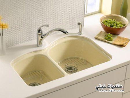 احواض مطابخ 2013 ديكورات احواض