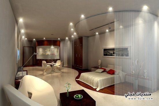 ديكورات رائعة لغرف النوم 2013