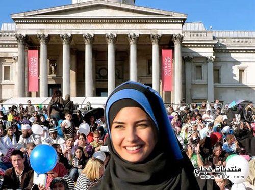 لميس التركية بالحجاب 2013 لميس