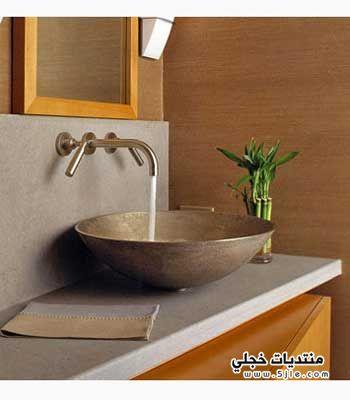 ديكور حمامات 2014, احدث حمامات