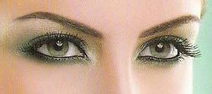 مكياج عيون تجميعي