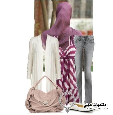 ملابس جديدة الموضة 2013 ازياء