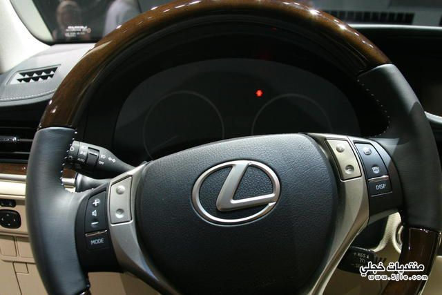 سيارة لكزس lexus 2013 مواصفات