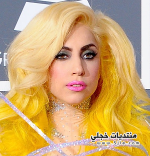 makeup lady gaga 2013 مكياج