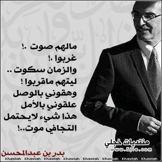 رمزيات للشاعر المحسن 2013, رمزيات