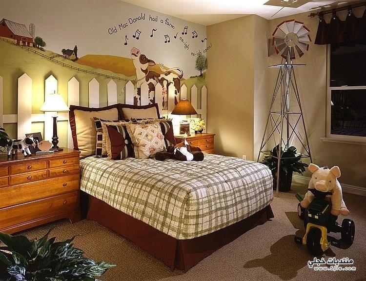 جميلة ورائعة للاطفال 2013 غرفة