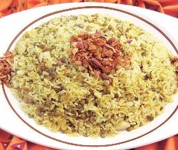 مجدرة الأرز 2013 طريقة لعمل