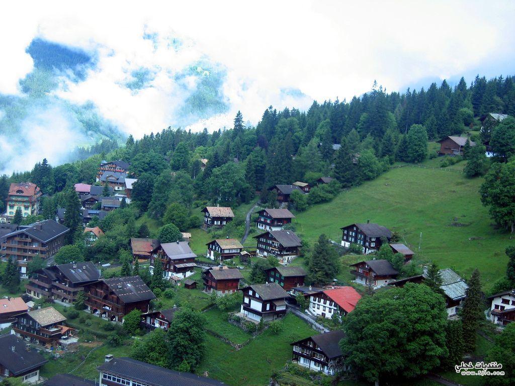 جمال سويسرا 2013 سياحية سويسرا