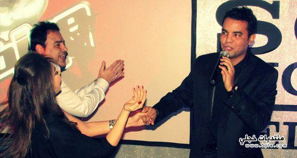 احتفال مراد بوريكي عائلة Voice