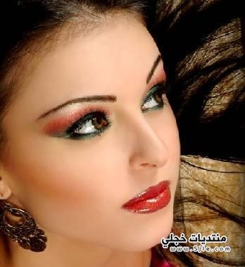 Kuwaiti make 2013 مكياج كويتيات