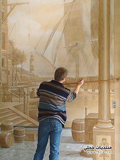 رسومات الجدار 2013 الرسم الجدران