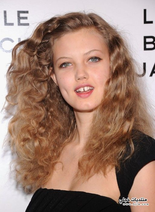 long curly hairstyles 2013 تسريحات