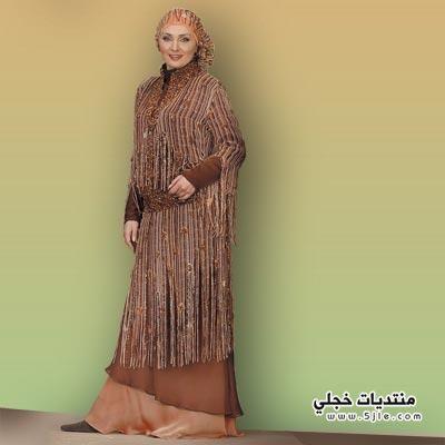 ملابس محجبات ناعمه 2013 اجمل