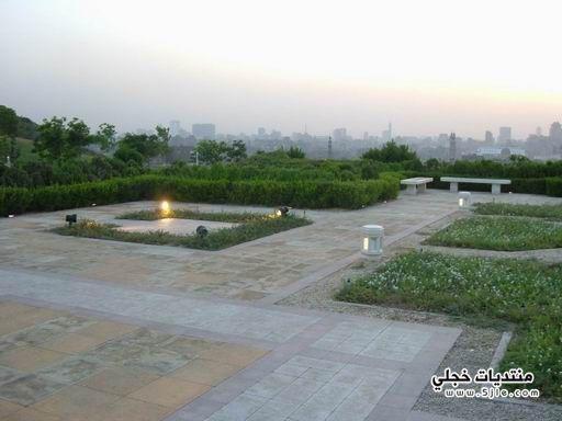 حديقة الازهر اجمل المناظر الخلابة